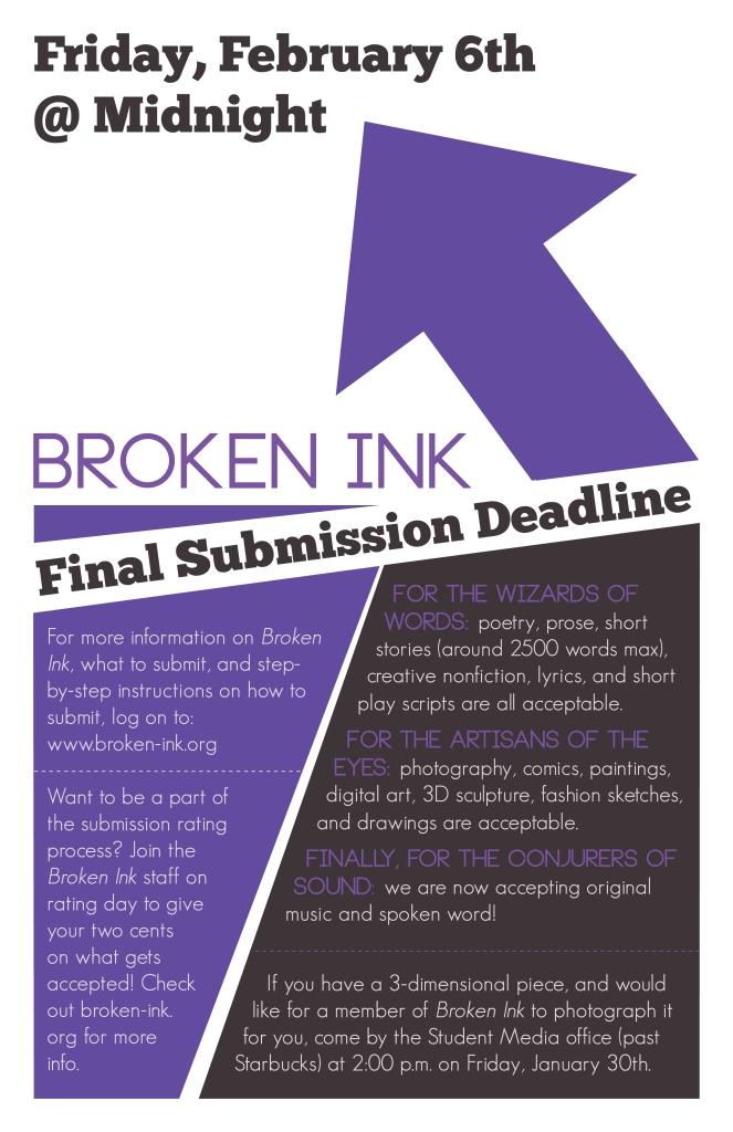 Final Deadline Poster